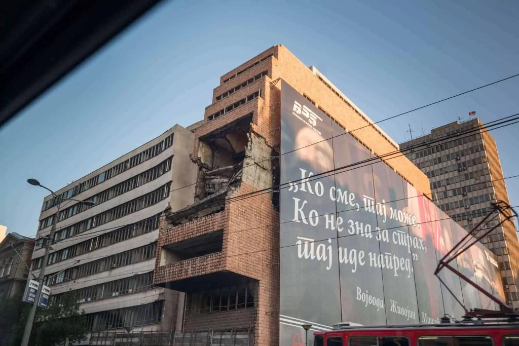 Belgrade, Serbie, Europe, Est