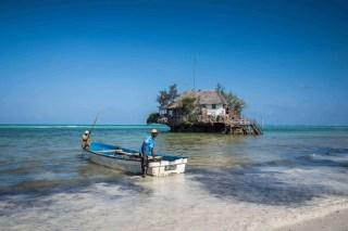 Zanzibar, Tanzanie, Afrique, The Rock, voyage