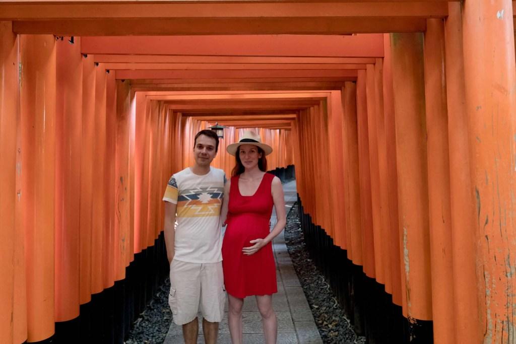 Japon, kyoto, Fushimi Inari
