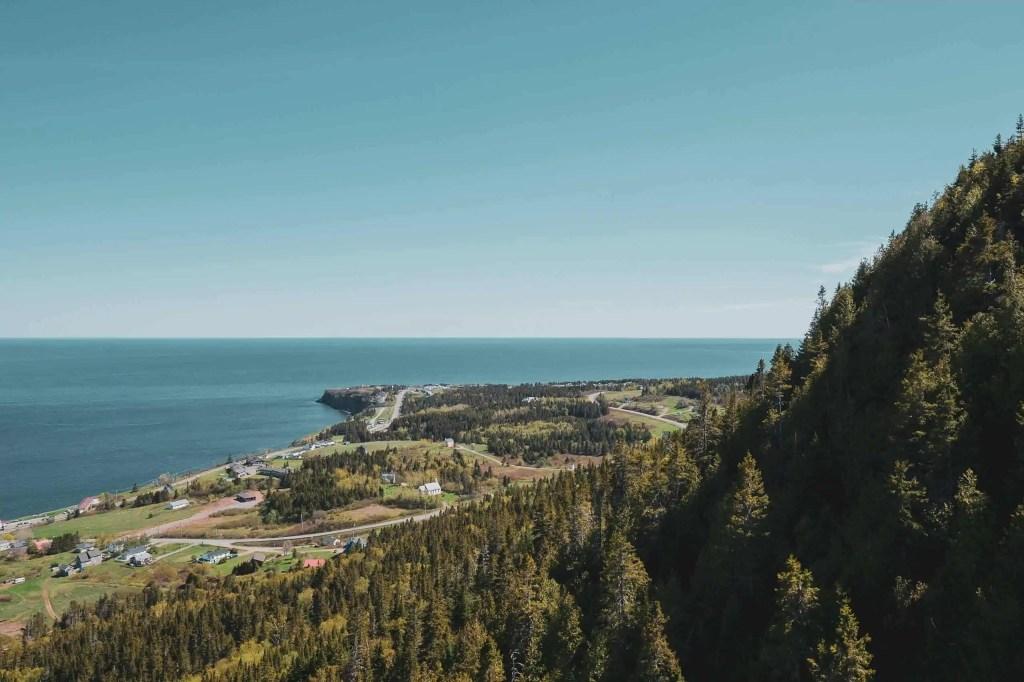 Québec, Canada, Québec Maritime, Gaspésie, route des phares, circuit, phare, parc, Forillon, randonnée, trek, Mont Saint-Alban