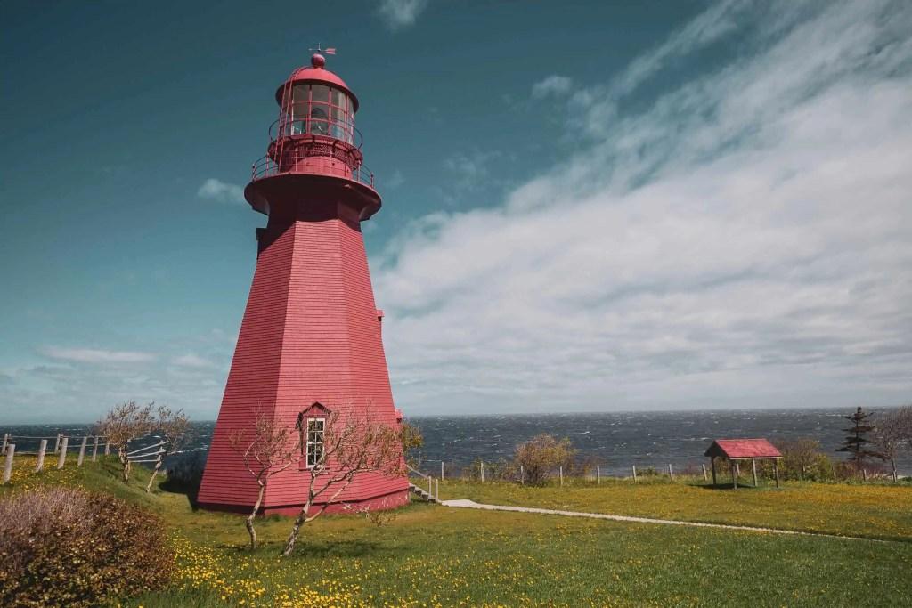 Québec, Canada, Québec Maritime, Gaspésie, route des phares, circuit, phare, mer,