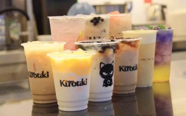 Kurotaki, Bubble tea