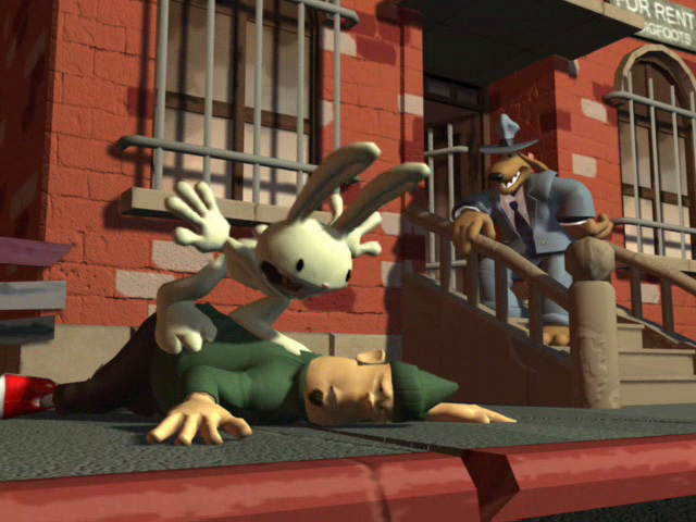 New Latest Quotes Wallpaper Sam Amp Max Freelance Police Pc Cancelled Unseen64