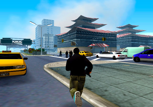 Gta 3 Beta Ps2 Tech Demo Concept Unseen64