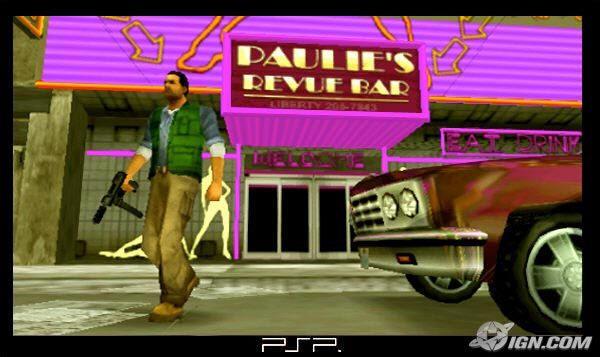 GTA Liberty City Stories PSP  Beta  Unseen64
