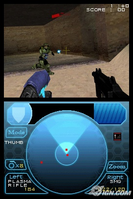 Halo DS  Pitch  Tech Demo  Unseen64