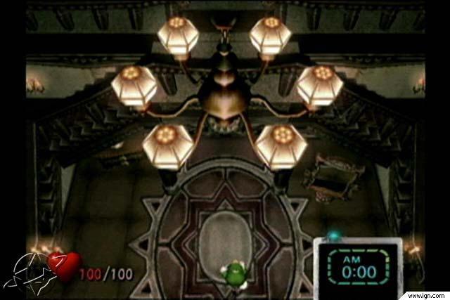 Luigis Mansion GC  Beta  Tech Demo  Unused Stuff