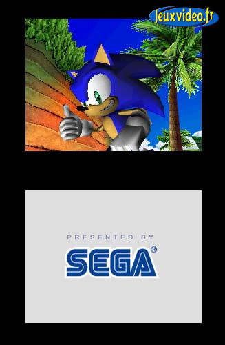 Sonic DS E3 2004  Tech Demo  Unseen64