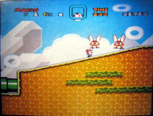 Super Mario World Beta  Unused  SNES  Unseen64