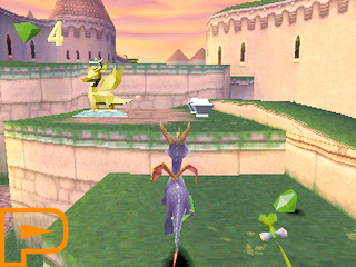 Spyro The Dragon PSX  Beta  Unseen64
