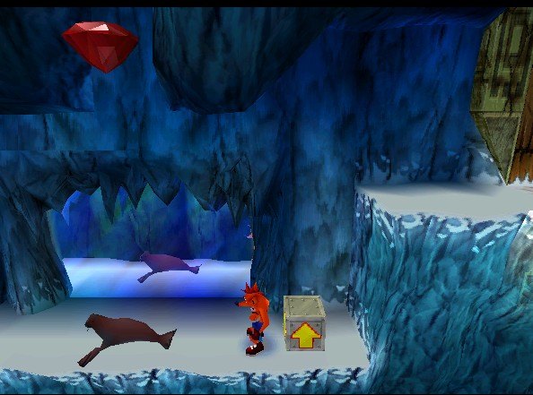 Crash Bandicoot 2 PSX Beta Unseen64