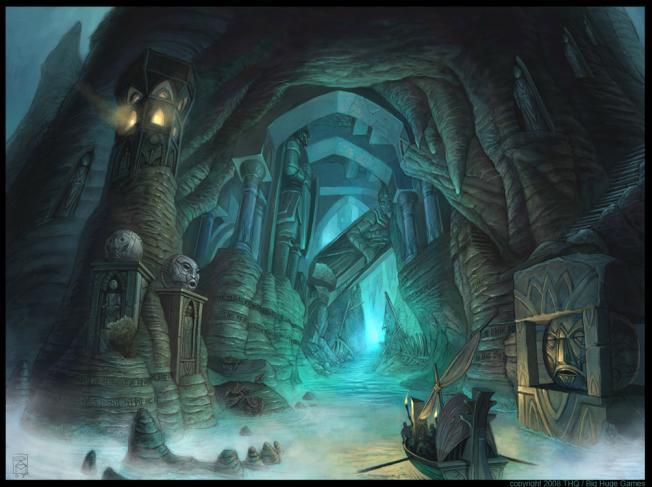 Ascendant Big Huge RPG X360PS3PC Beta Unseen64
