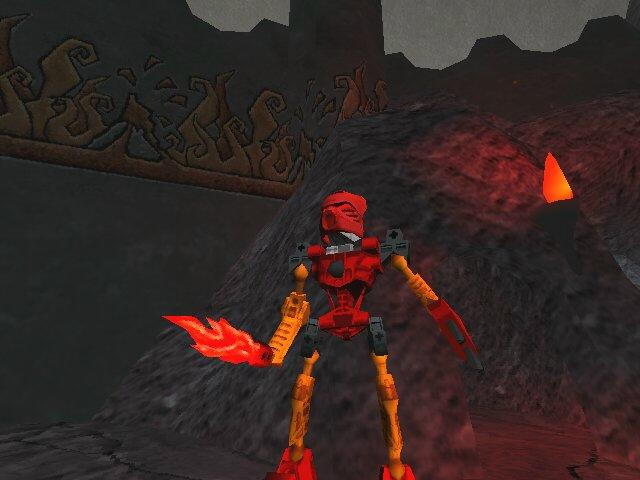 BIONICLE Legend of Mata Nui PC  Unreleased  Unseen64