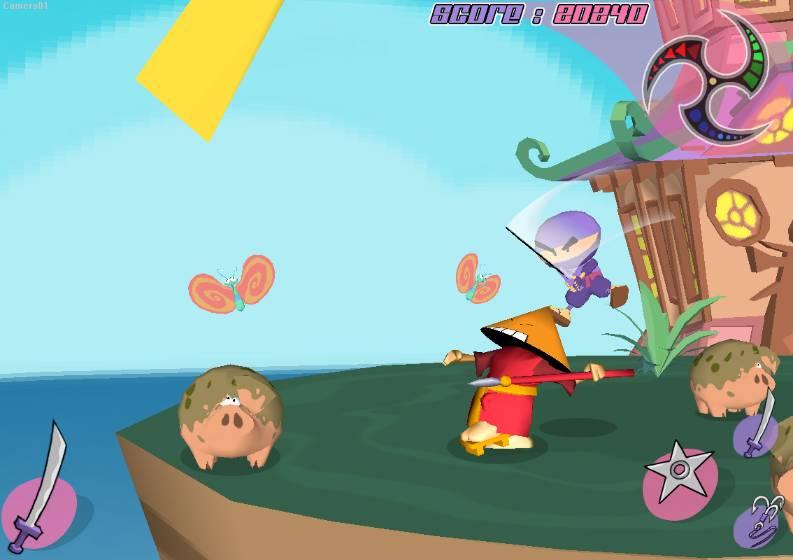 I Ninja PS2XBOXGC Beta Amp Concept Unseen64
