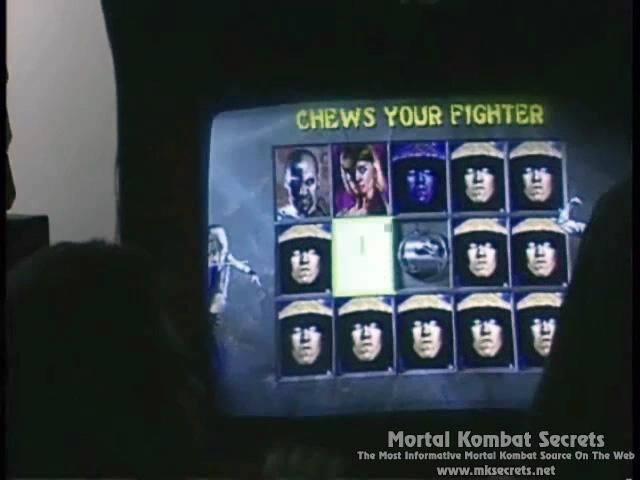 Mortal Kombat 3 Arcade  Beta  Unseen64