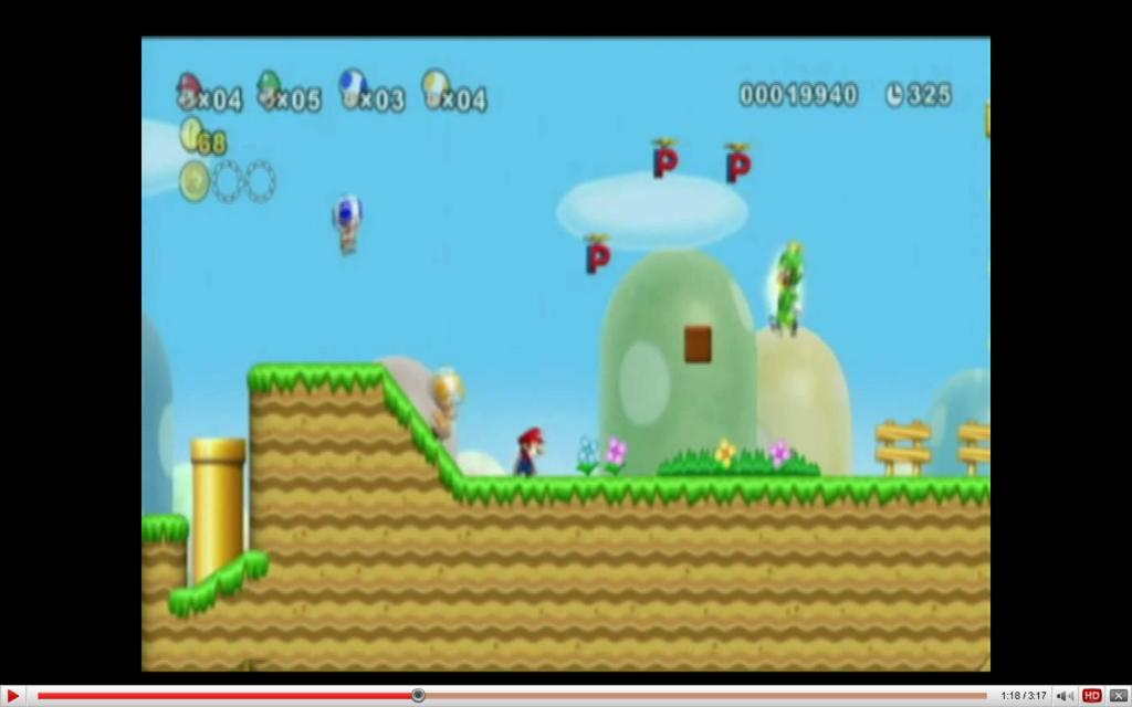 New Super Mario Bros Wii Beta Unseen64