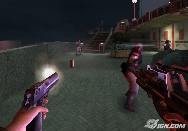 GoldenEye Rogue Agent XBOX PS2 GC Beta Unseen64