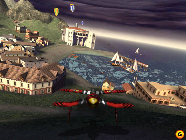 Crimson Skies XBOX  Beta  Unseen64
