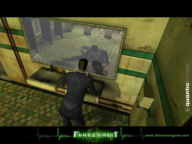 Fahrenheit Indigo Prophecy PS2 XBOX PC  Beta  Unseen64