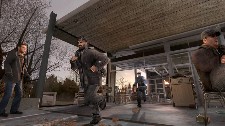 Splinter Cell Conviction X360 PC  Beta  Unseen64