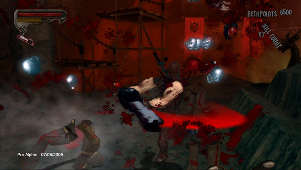 Metalocalypse Dethgame PS3 X360 Cancelled Unseen64