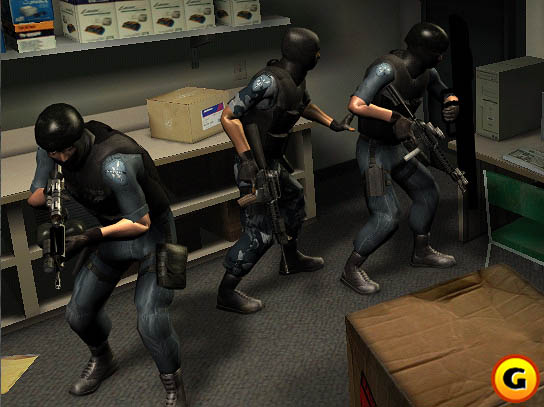 SWAT Urban Justice PC  Cancelled  Unseen64