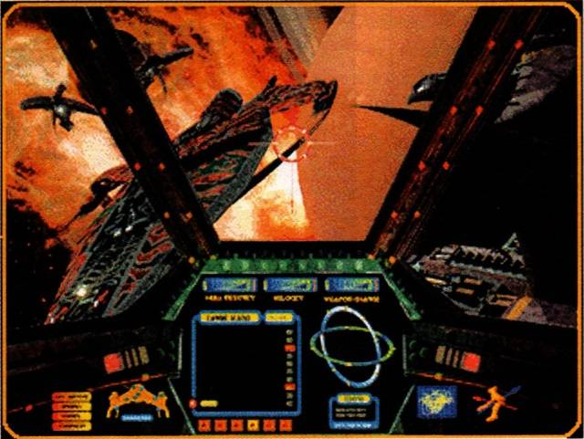 Babylon 5 Into the Fire PC  Cancelled  Unseen64