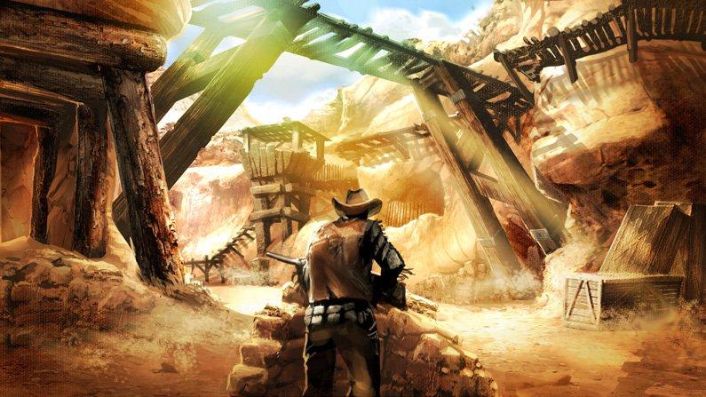 Think Different Wallpaper Hd Desperados Gangs Cancelled Xbox 360 Ps3 Psvita Pc