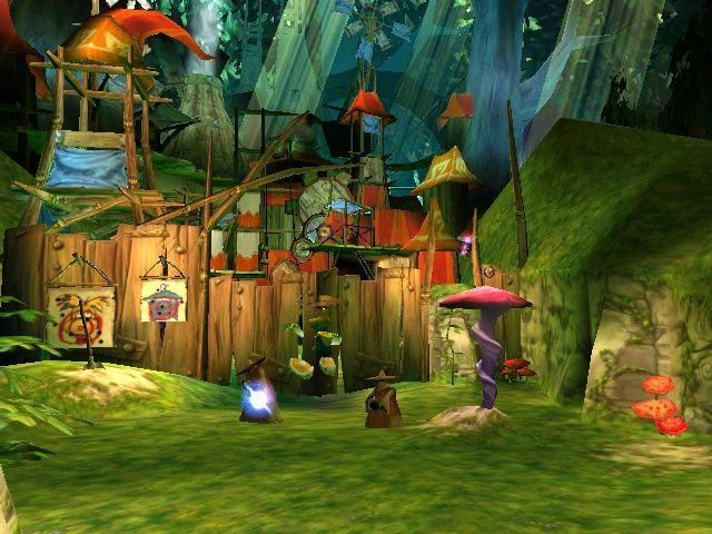 Rayman 3 Beta PS2 Xbox GameCube Unseen64