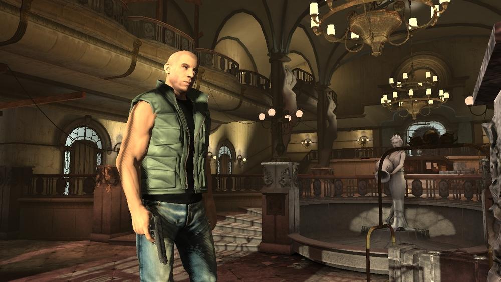 Stranglehold 2 Gun Runner Cancelled Xbox 360 PS3