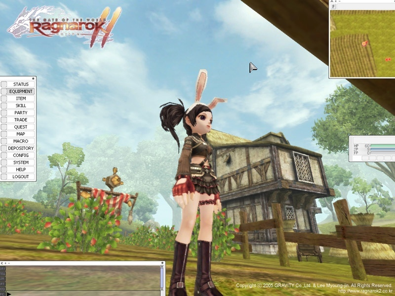 Ragnarok Online 2 Gate Of The World Cancelled  PC