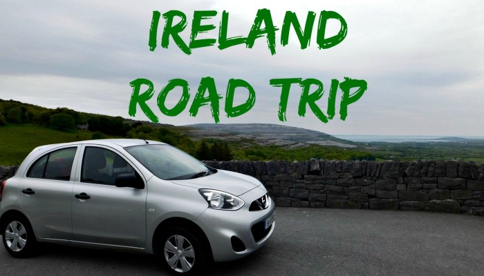 Ireland Road Trip: Renting a Car in the Emerald Isle