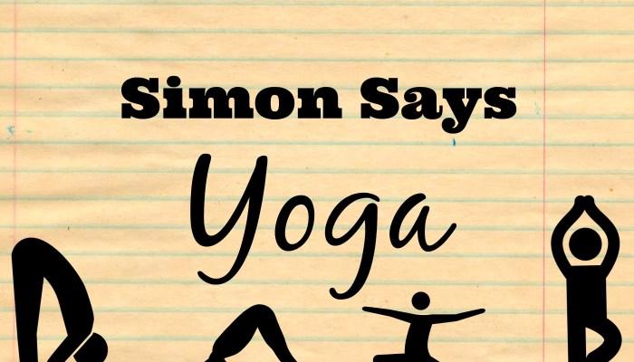 Simon Says Yoga: Teaching Mindfulness in a Fun Way