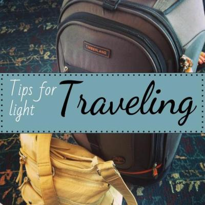 Traveling Light: Tips and Tricks