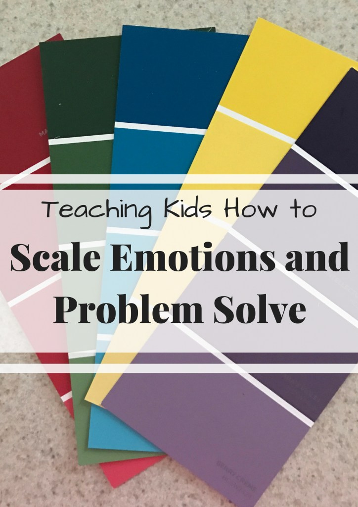 Scaling emotions
