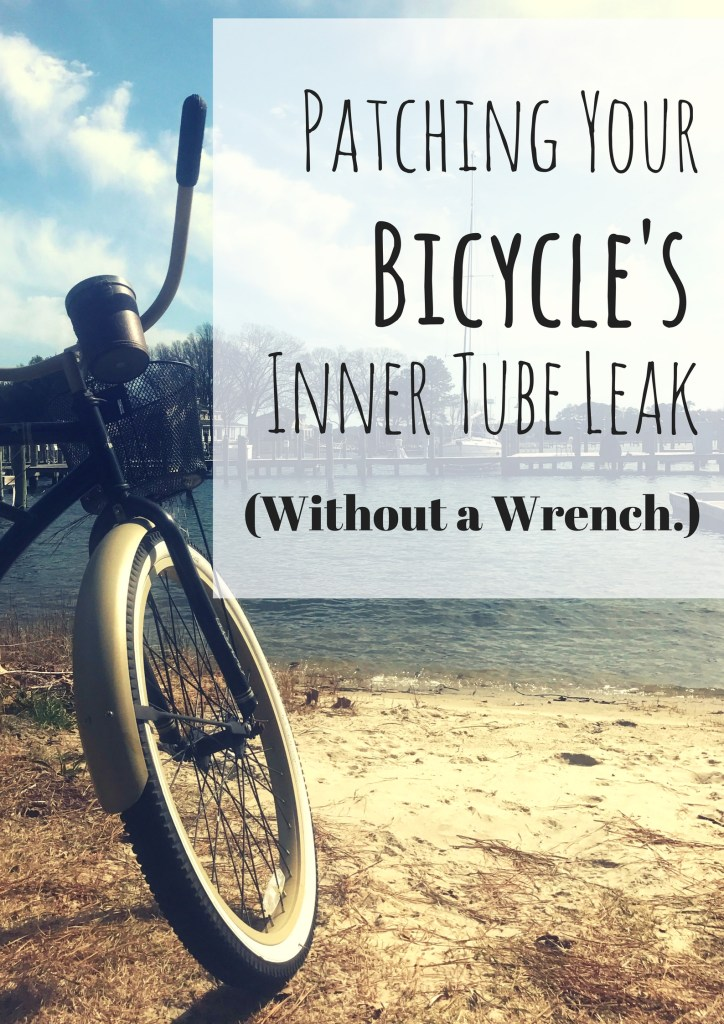 bike inner tube leak