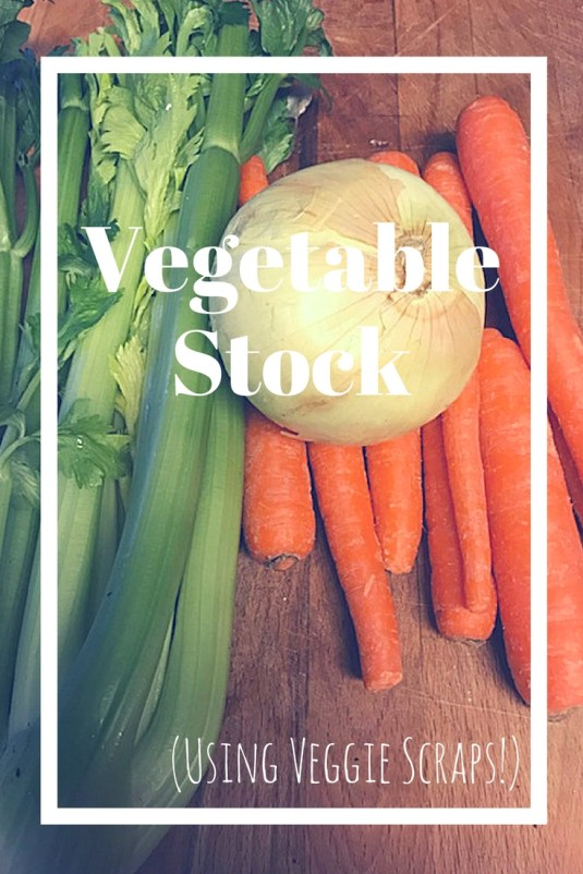 vegetable stock pin