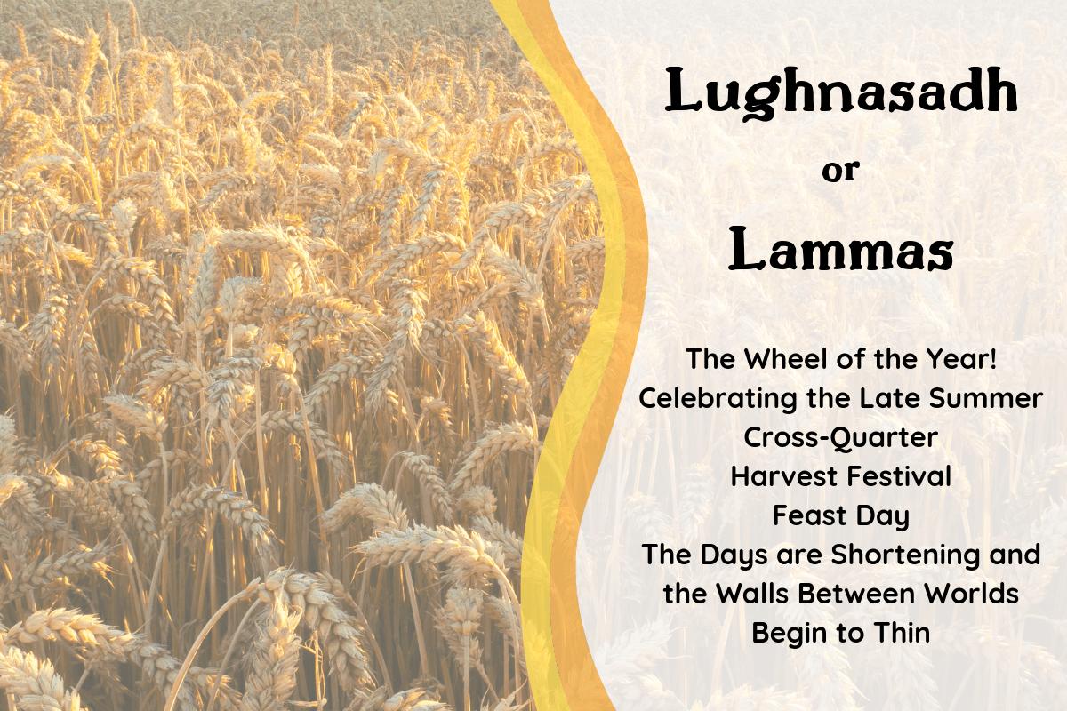 Lugnasadh Or Lammas