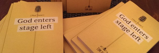 Tim Day on Why (and How!) His Church Gave away 30,000 Copies of His Book for FREE!