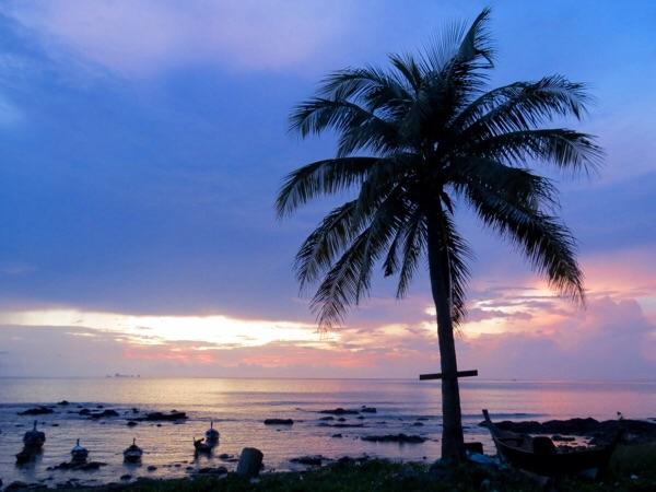 Strand von Lanta