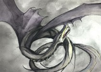 Storm_Dragon_by_teriathanin