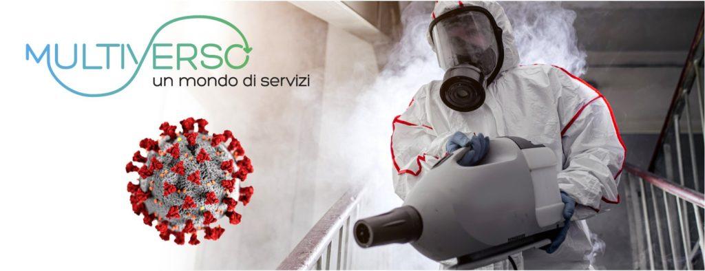 Sanificazione Disinfezione Ambienti Covid-19 per Privati Rimini Riccione Cattolica Cesenatico