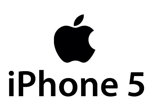 Logo iPhone 5