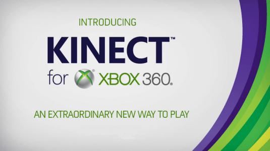 Kinect pour Xbox 360