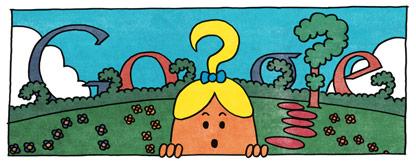Doodle Roger Hargreaves n°02