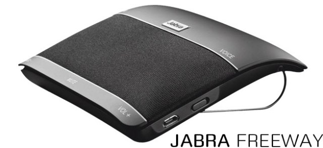 Kit mains-libres Jabra FREEWAY