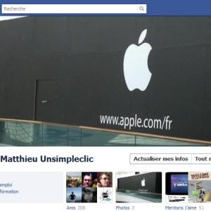 """Comment installer le nouveau profil Facebook """"Timeline"""""""