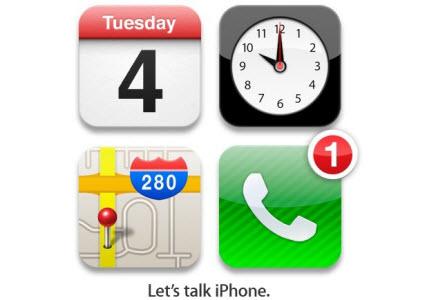 iPhone 5 - La keynote du 4 octobre confirmée! Let's talk iPhone!