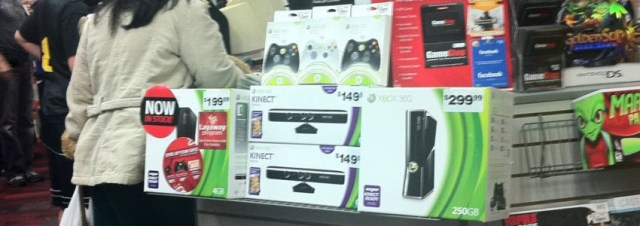 Black Friday : Microsoft et sa Kinect explosent les ventes!