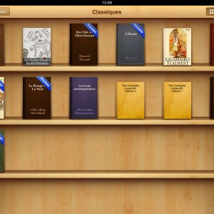 iBooks 1.5 : la nouvelle version du lecteur ebook d'Apple
